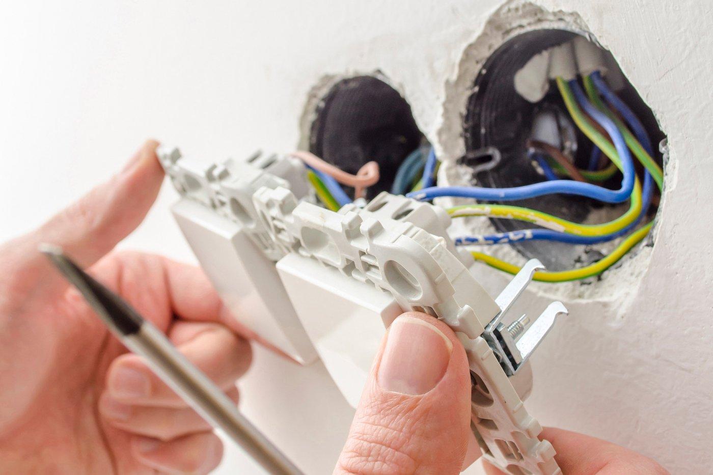 Прайс-лист электрика в Алматы